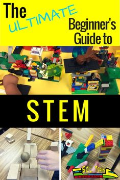 Great tips if you're just starting out with STEM