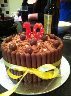 Quick 10th birthday cake 10 Birthday Cake, Cake Decorations, Birthdays, Party Ideas, Desserts, Recipes, Food, Anniversaries, Tailgate Desserts