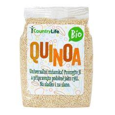 Quinoa a spousta receptů + časopis plný čtení Quinoa, Raw Vegan, Vegan Vegetarian, Country Life, Food And Drink, Gluten Free, Healthy Recipes, Drinks, Cooking