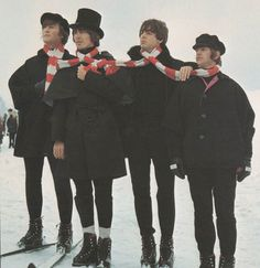 The Beatles.  Forever a favorite of mine.