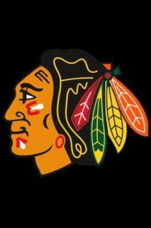 Chicago Black hawks <3