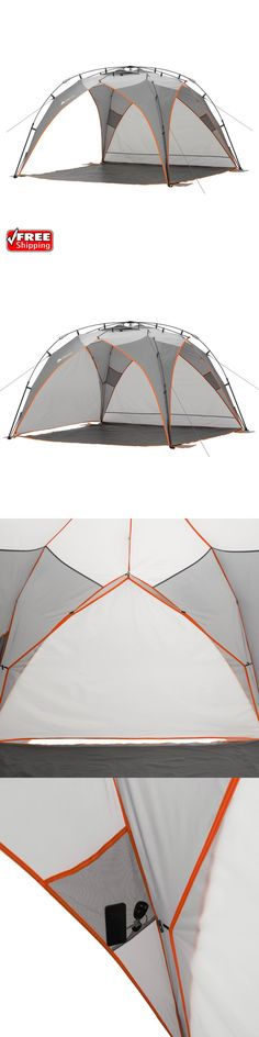 canopies and shelters ozark trail sun shade tent 8 x8 instant beach outdoor shelter