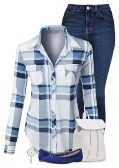 Womens Lightweight Plaid Button Down Shirt with Roll Up Sleeves I like that the plaid is based on white Blue Button Up Shirt, Blue Long Sleeve Shirt, Long Sleeve Tops, Button Up Shirts, Plaid Shirt Outfits, Plaid Shirts, Cool Outfits, Casual Outfits, How To Roll Sleeves