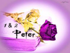 Bible Scriptures from 1 & 2 Peter