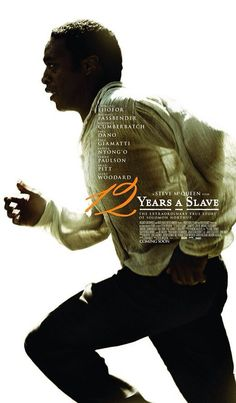 12 Years a Slave, 2013