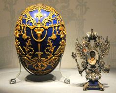 Things I may want...The spectacular Faberge Eggs