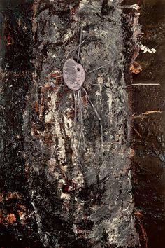 Anselm Kiefer - Baum mit Palette, 1978