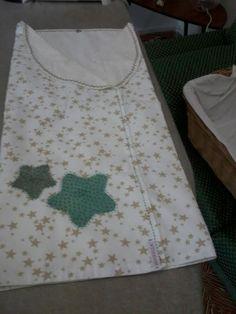 Arruyo bebé Aythami Scrappy Quilts, Recycled Tires, Bebe