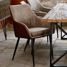 Gustav PU Leather Dining Chair - Modish Living