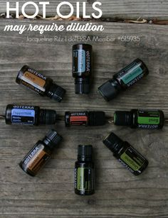 "These oils are can be ""hot"" on the skin and may require dilution with a carrier oil. www.thepaleomama.com/essential-oils"