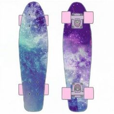 Penny board #galaxy