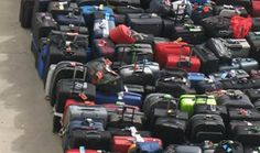 Luggage - Track your luggage.  Know that it arrived safely at the airport or where it is at all times.