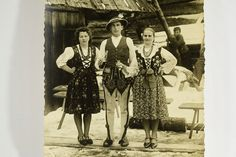 Folk Costume, Costumes, Polish Folk Art, My Heritage, Poland, Ethnic, Culture, Painting, Fotografia
