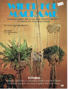 Bilderesultat for unusual macrame
