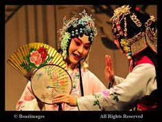 CHINA. Debe ser impresionante la opera y el teatro chino