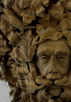 Sutton Benger green man   Flickr - Photo Sharing!