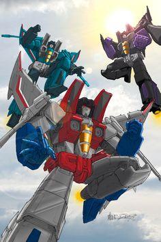 Transformers Seekers