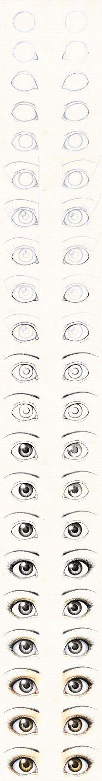 Boneca de Pano: Olhos                                                                                                                                                                                 Mais