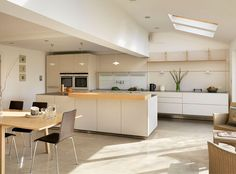b3 bulthaup at Kitchen architecture #bulthaup #kitchenarchitecture #kitchens - An eco family home in a village location
