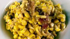 Kandi Burruss's Creamed Corn
