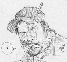 ryan ottley sketch - Google Search