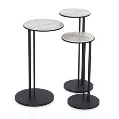 8.25 x 17.75 || 10.25 x 19.5 || 8.25 x 21.5 - Each sold separately Family Furniture, Modern Furniture, Tall Accent Table, Calacatta, Marble Top, Ceramics, Interior Design, Home Decor, Ceramica