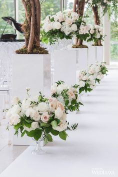 Secret Garden Sophistication | WedLuxe Magazine...
