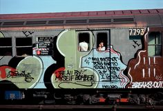 In 1984, the book Subway Art, by Martha Cooper and Henry Chalfant, was released. It documented New York's early 1980s graffiti scene, and its impact was...
