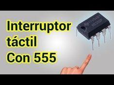 Como hacer un interuptor tactil con un solo mosfet. - YouTube