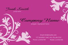 Flat Appointment Cards Printings Online At Fotosnipe
