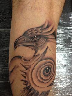 Ink on skin cone pure freehand - savio
