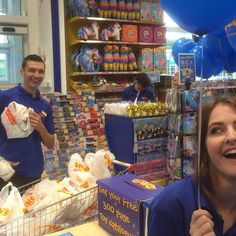 Our #Bournemouth Store Are Celebrating Their Birthday Today! Looks Like Our Staff Are Having A Blast!  #saturday #party #smyths #smythstoys#smythstoyssuperstores #weekendfun #playdoh# #familyfun #heyletsplay#Toystagram