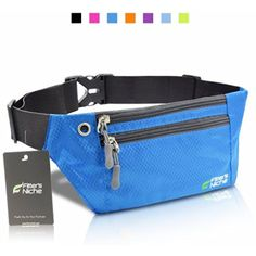 Never Say No To Panda Sport Waist Packs Fanny Pack Adjustable For Hike