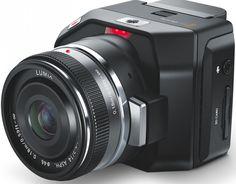 Blackmagic | Super 16 | Micro Cinema Camera