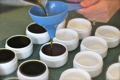 DIY Organic Herbal Salve. (infusing oils with the crockpot)