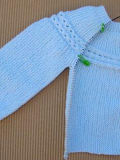 tutorial e instrucciones para hacer el jersey de la princesa Charlotte