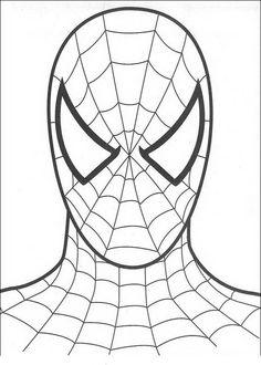 Spiderman Ausmalbilder 17