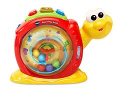 VTech PopaBalls Pop  Play Snail >>> More info could be found at the image url. (This is an affiliate link)