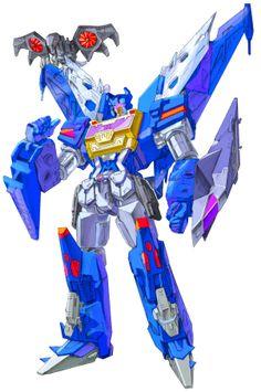 Soundwave (Transformers Cybertron 3)