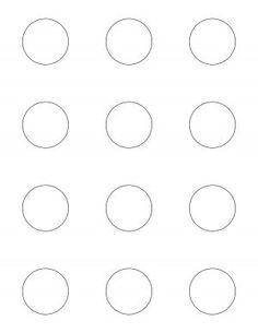 printable macaron templates from puregourmandise.com