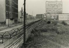 1969 | Berliner Mauer / Zimmerstrasse | V-like-Vintage