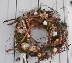 Großer Osterkranz Vogelhaus von *La Isla Sun*  auf DaWanda.com