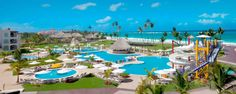 Punta Cana Hard Rock Hotel and Casino  Fun for the whole family