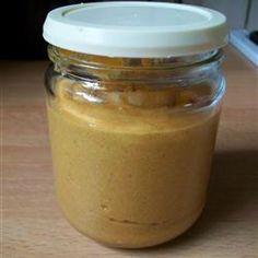 Homemade Peanut Butter @ http://allrecipes.co.uk