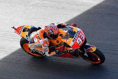 """MotoGP - Márquez: """"Não perdi muitos pontos"""""""