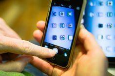 Schermafbeeldingen op je smartphone