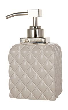 Cashmere Coco Soap Dispenser, Sweetpea and Willow