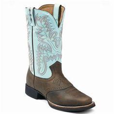BootBarn - Justin Women's AQHA Foundation Western Boots