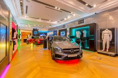 7b3d92c5e7 Liverpool ONE welcomes Mercedes-Benz pop-up