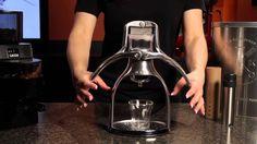 NEW! The ROK Manual Espresso Maker